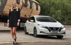 Margot Robbie promovează divizia electrică de la Nissan
