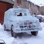 Mercedes-Benz G-Class de gheață (2)