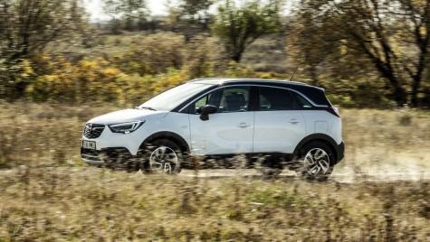 Test drive Opel Crossland X 1.2 Innovation – SUV mic cu miză mare