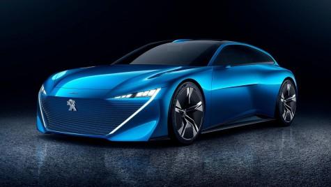 Leul sexy – Peugeot 508 vine la Geneva
