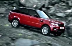 Ce urcă trebuie să și coboare! Range Rover Sport o ia la vale pe un teren imposibil