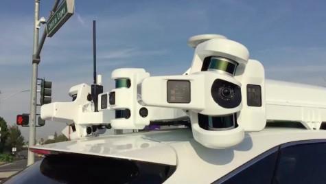 Apple și-a construit o flotă de 27 de mașini autonome