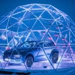 Cel mai tare showroom Porsche e în vârful Alpilor