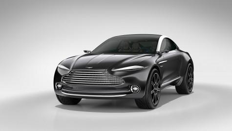 Aston Martin Varekai va fi primul SUV al constructorului britanic