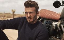 David Beckham își scoate Range Rover-ul la licitație