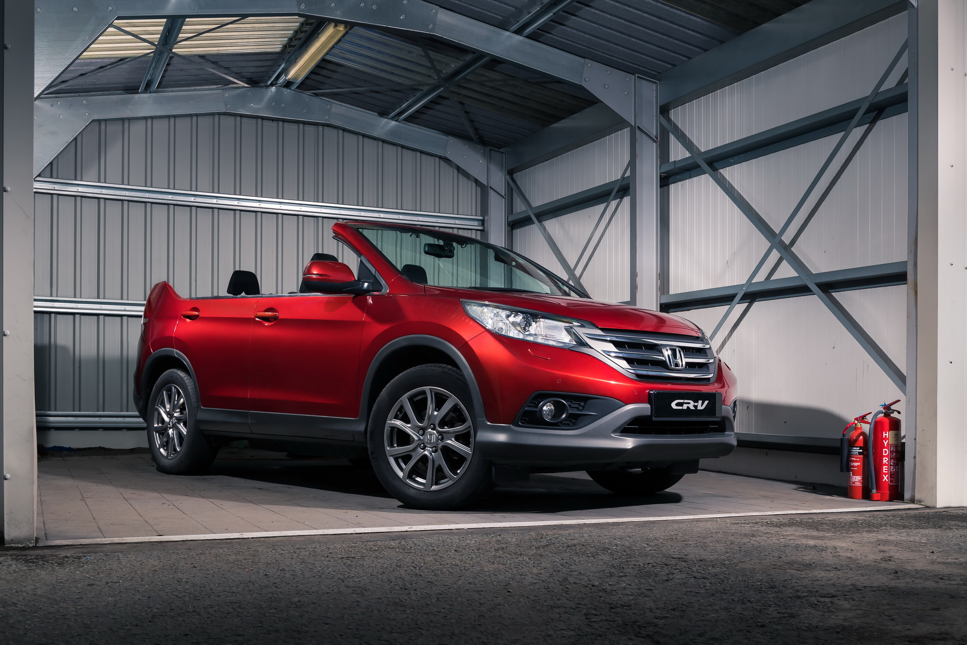 Honda CR-V Roadster (3)