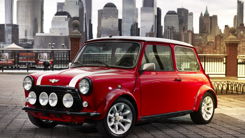 MINI Electric clasic (1)