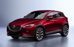 New York 2018 – Mazda CX-3 primește faruri noi și frână de parcare electronică