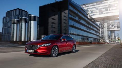 Geneva 2018: Mazda6, mai tehnologizată ca niciodată