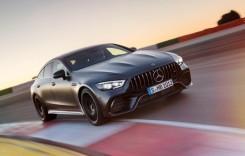 Geneva 2018: Mercedes-AMG GT 4-Door Coupe, mașina de cursa cu care duci copiii la școală