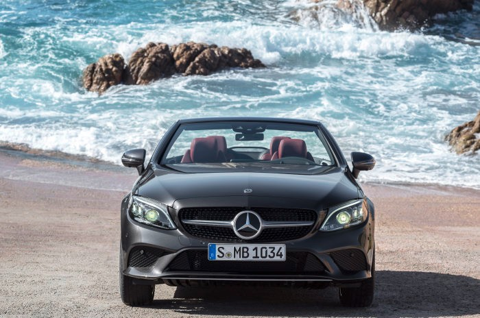 Mercedes-Benz C-Class Coupé and Cabriolet (18)