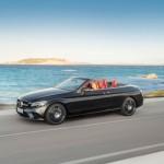 Să vină vara! Noile Mercedes-Benz C-Class Coupé și Cabrio primesc tehnologii noi și mai multă putere