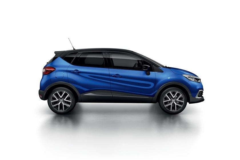 2018 - Renault CAPTUR S-Edition