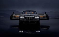 Rolls-Royce Wraith Luminary Edition – Praf de stele