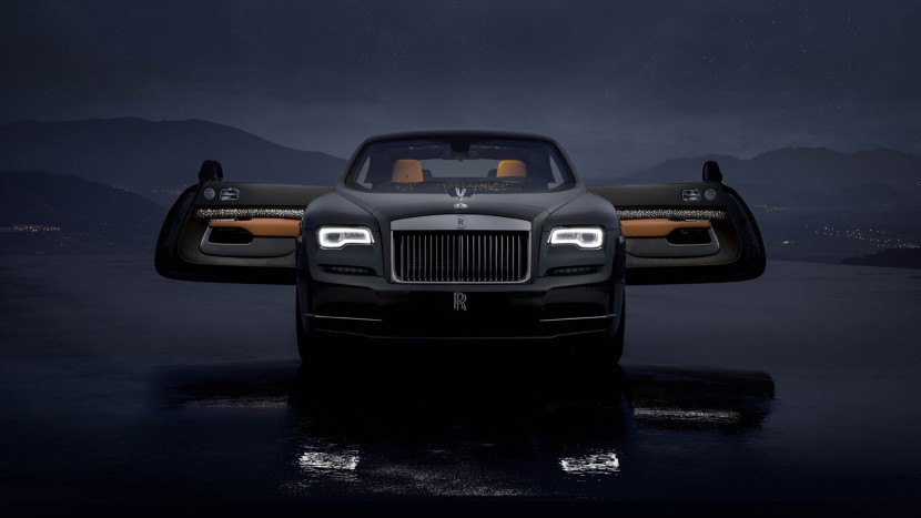 Rolls-Royce Wraith Luminary Edition (3)