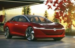 Geneva 2018: Volkswagen a prezentat conceptul I.D. Vizzion