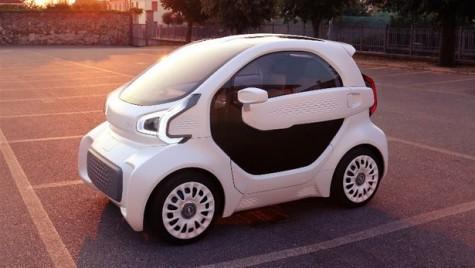 Aceasta va fi prima mașină electrică imprimată 3D