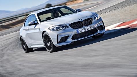 Oficial: BMW M2 Competition vine cu 410 CP