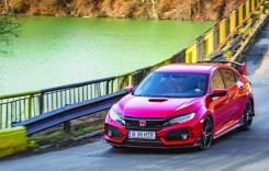 Test drive Honda Civic Type R – Piatra, Hartie, Foarfece