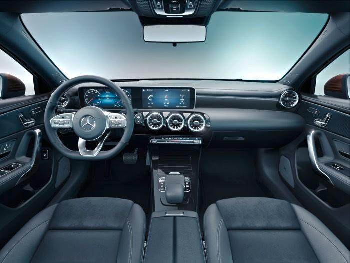 Mercedes-Benz A-Class L Sedan