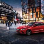Oficial – Mercedes-Benz A-Class L Sedan a văzut lumina zilei