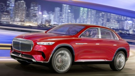 Luxul redefinit – Așa arată conceptul Mercedes-Maybach Vision Ultimate Luxury