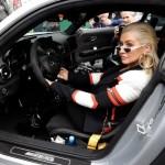 Azerbaijan Grand Prix (15) Cristina Aguilera