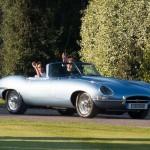 Jaguar E-Type nunta regală (3)
