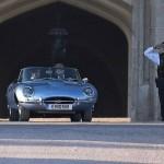 Jaguar E-Type nunta regală (5)