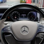Lewis Hamilton Mercedes-Maybach S600