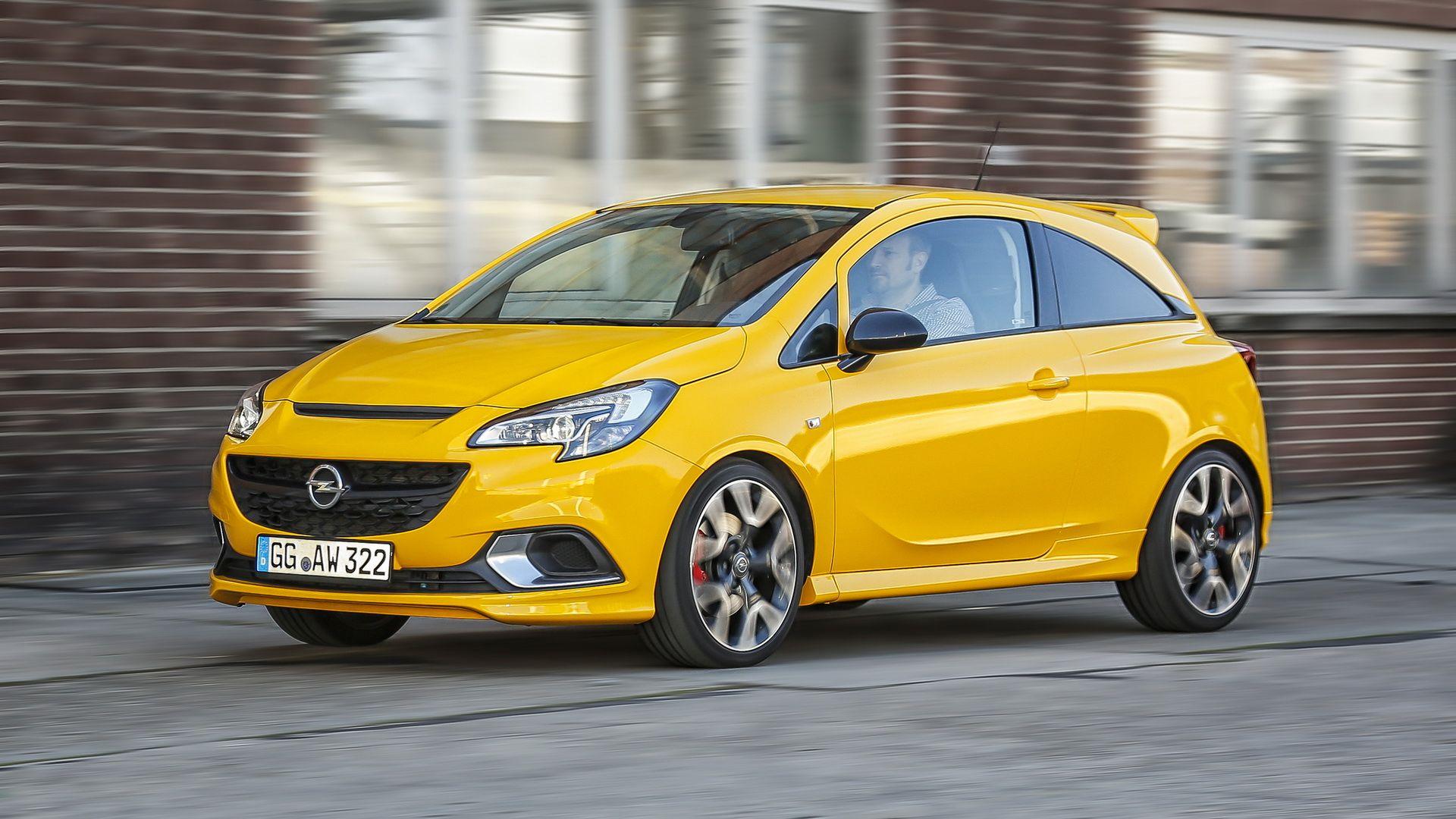 Opel Corsa GSi (1)