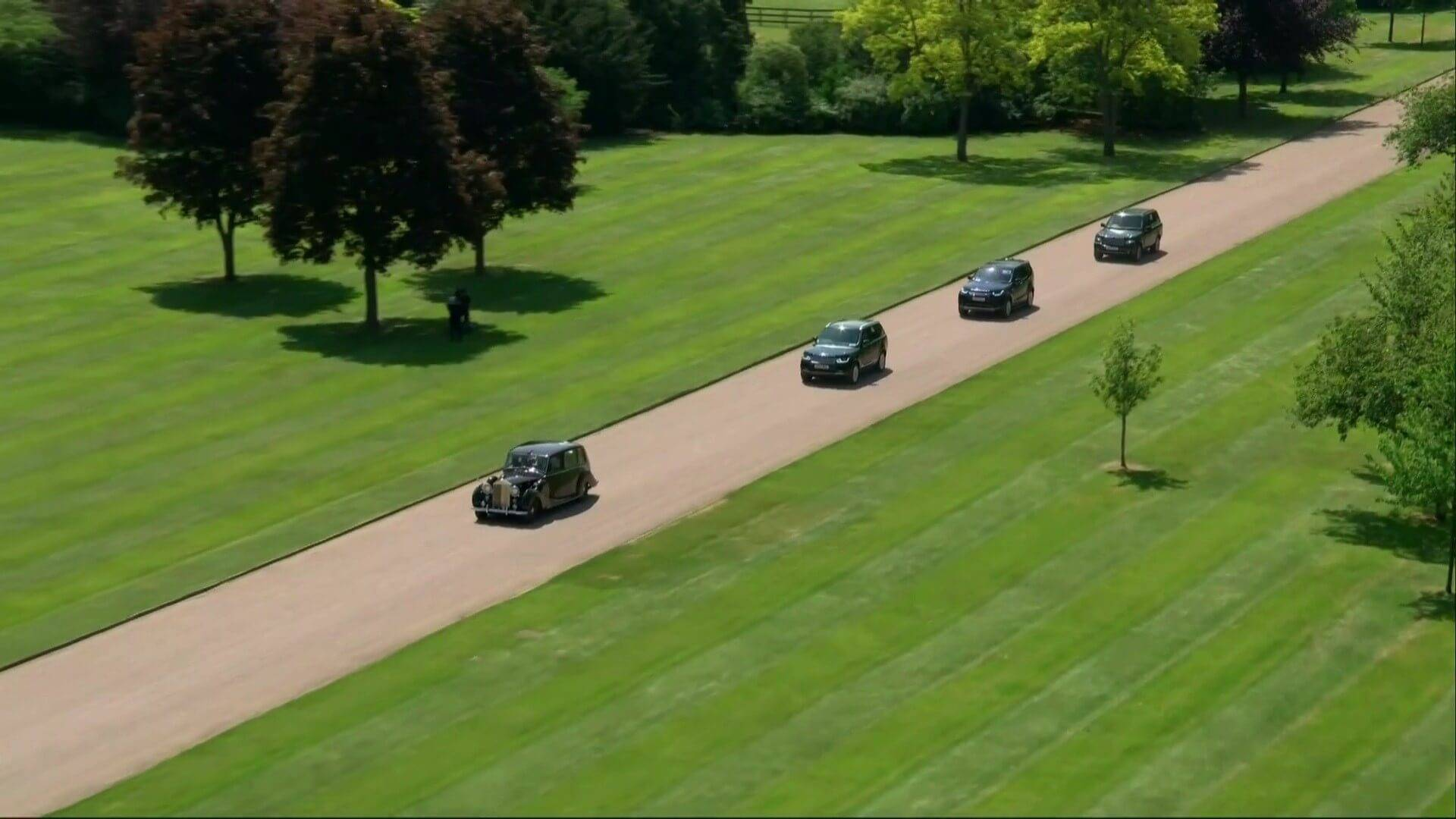 Rolls-Royce Phantom IV nunta regală (5)