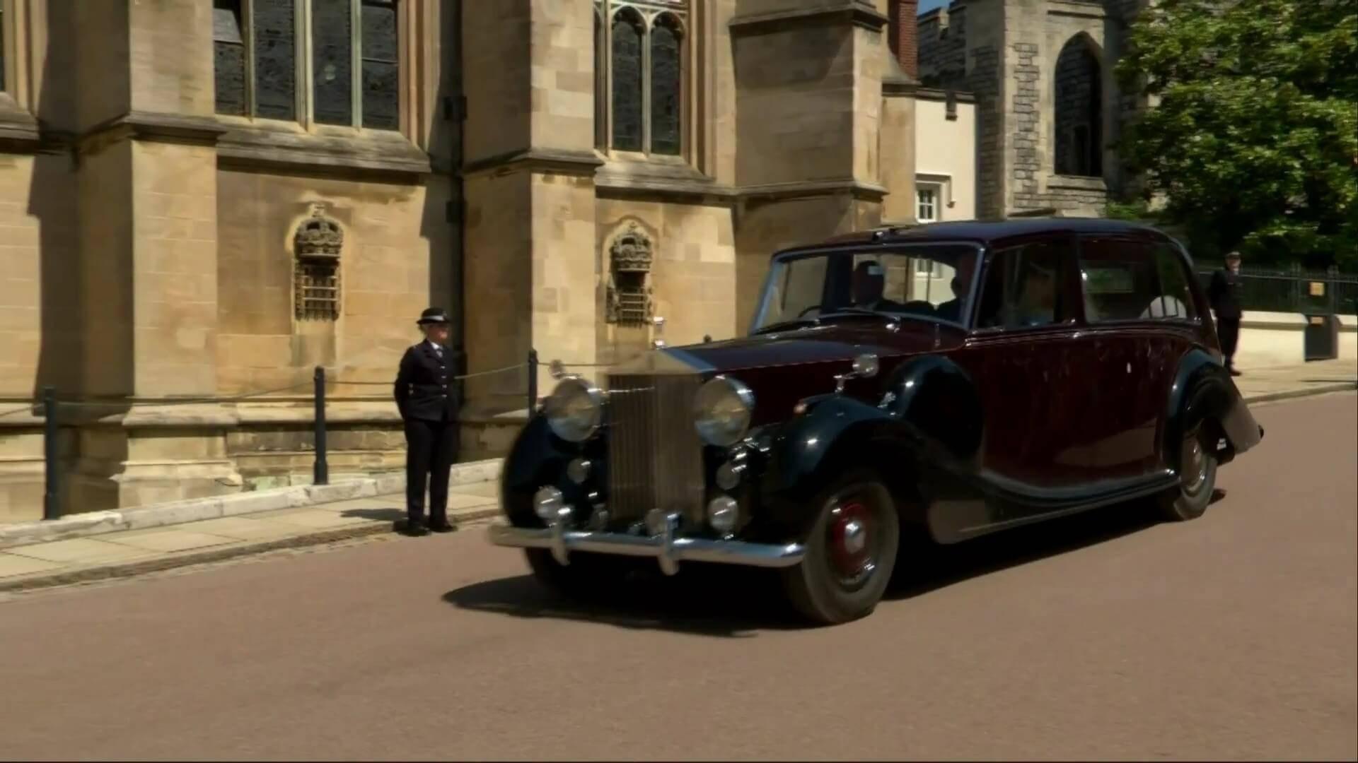 Rolls-Royce Phantom IV nunta regală (7)