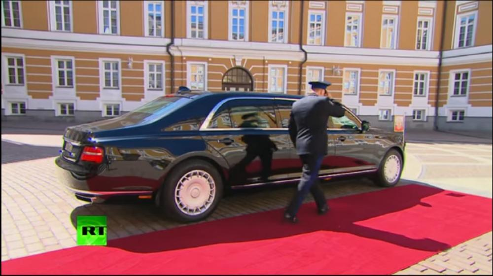 Vladimir Putin Limuzina 3