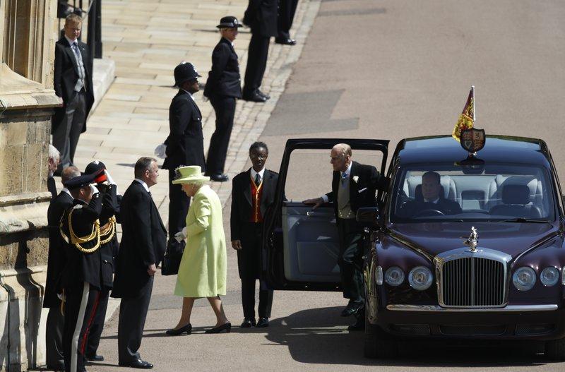 nunta regală Bentley regină