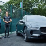 Andy Murray Jaguar I-Pace (2)