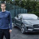 Andy Murray Jaguar I-Pace (3)