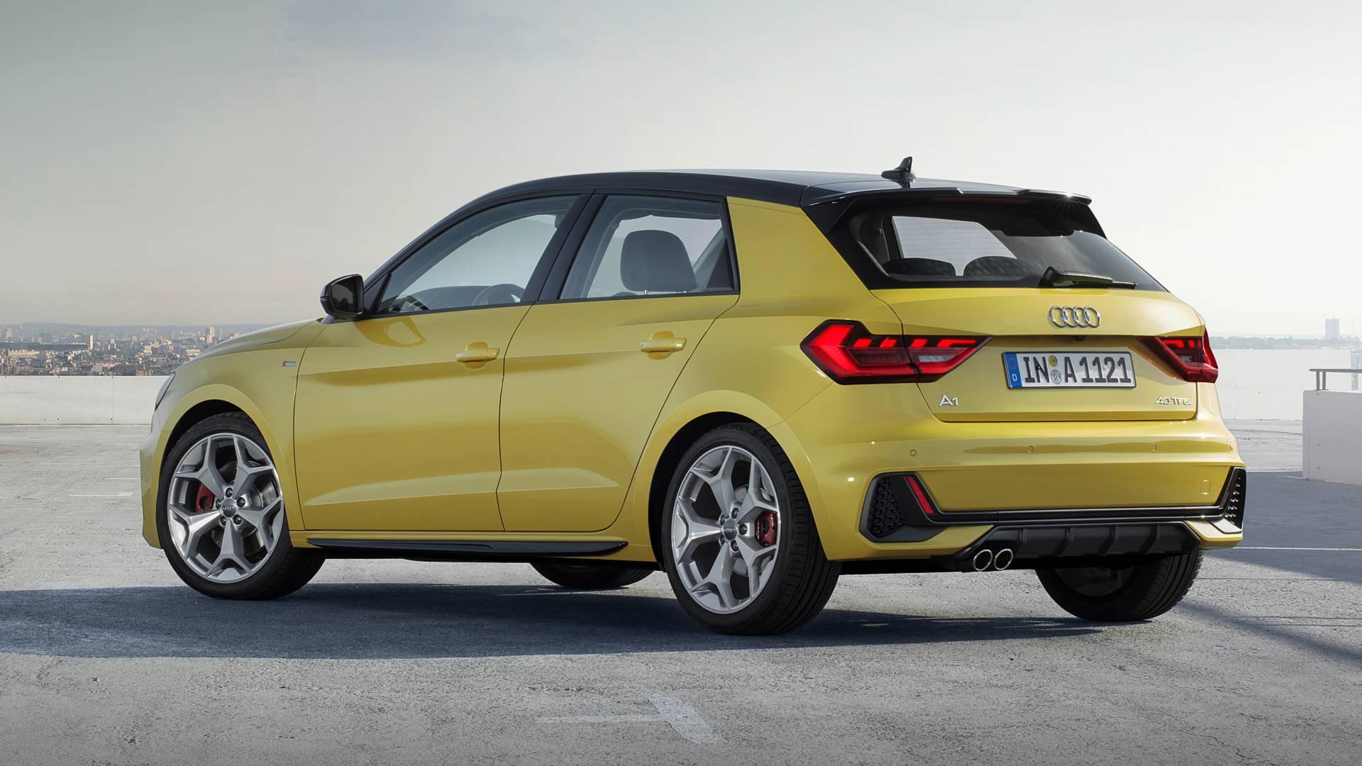 Audi A1 Sportback (14)