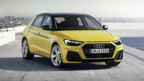 Hot mini – Audi A1 Sportback e aici