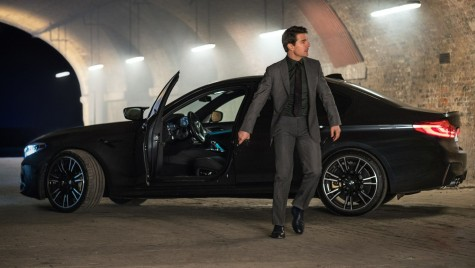 BMW M5, alături de Tom Cruise în Mission: Impossible – Fallout