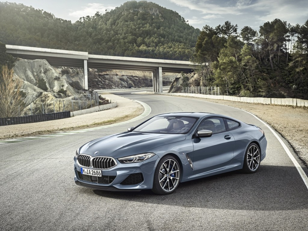 BMW Seria 8 Coupe (1)