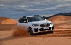 OFICIAL – BMW X5, mașina de familie și de off-road, este aici