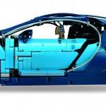 Bugatti Chiron LEGO Tehnic (1)