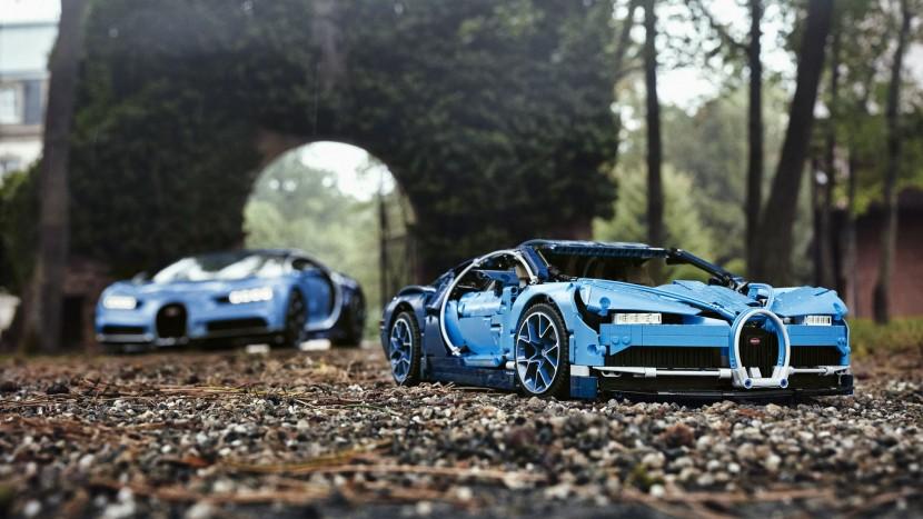 Bugatti Chiron LEGO Tehnic (16)