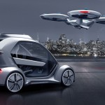 Audi și Airbus vor testa taxiuri zburătoare în Germania