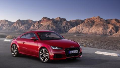 Noul Audi TT – Start joc