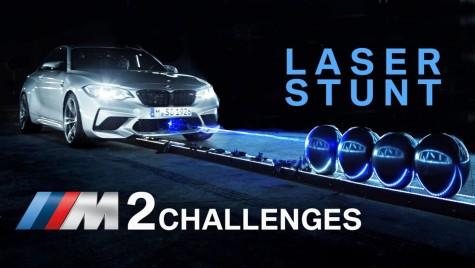 BMW M2 Competition bate recordul la spart baloane