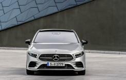 OFICIAL – Mercedes-Benz Clasa A Sedan, cea mai compactă limuzină a nemților