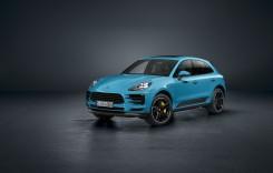 Încercuiți diferențele! Porsche Macan facelift este un fel de Panamera