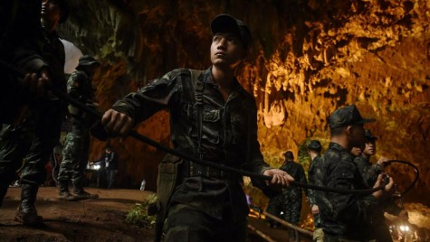 Elon Musk are o idee care i-ar putea salva pe copiii blocați în peșteră în Thailanda